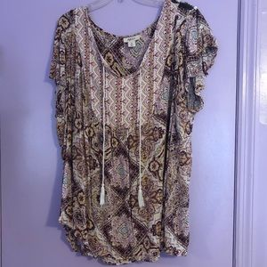 Style and Co Shirt - Size 3x